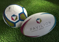 Pavilion custom rugby