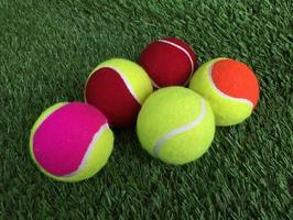 custom tennis balls