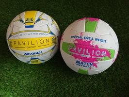 custom netballs